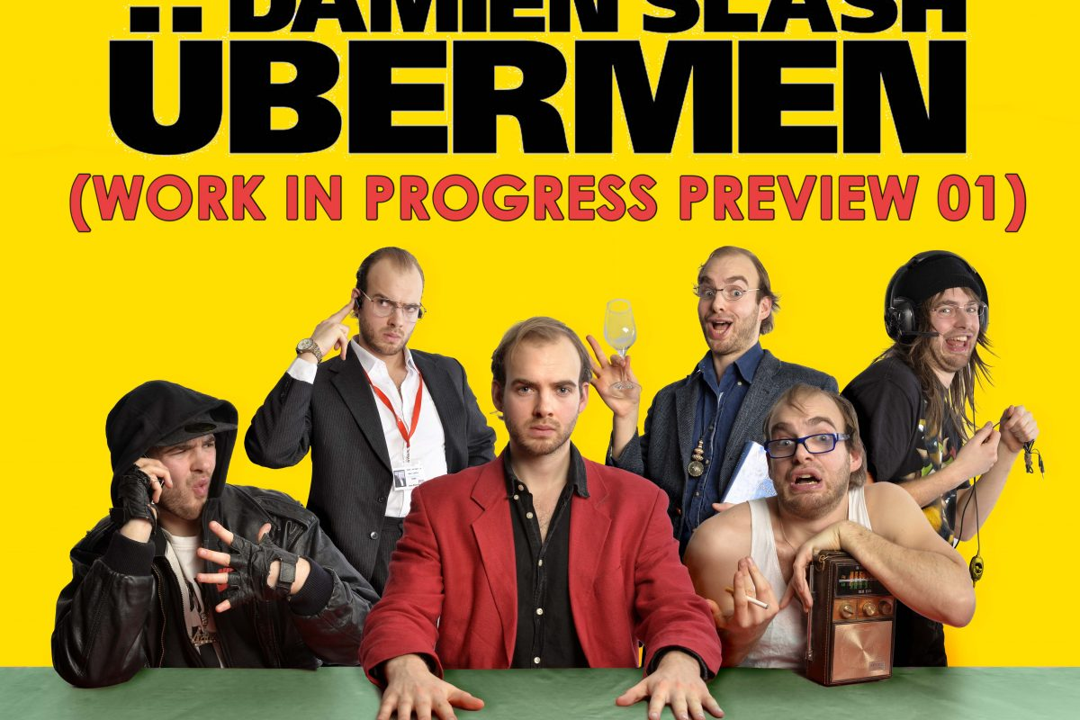 Damien Slash Presents… 10th May 7.30pm £6.50