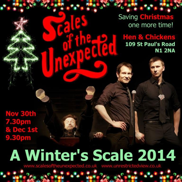 A Winter's Scale By Scales of The Unexpected