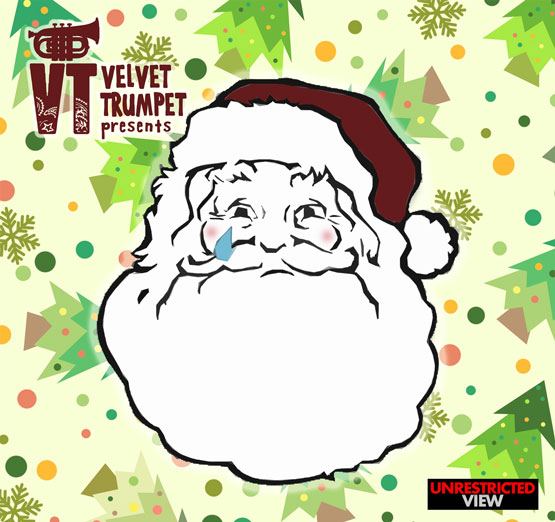 Velvet Trumpet Presents: Soggy Christmas 12th Dec 9.30pm £7