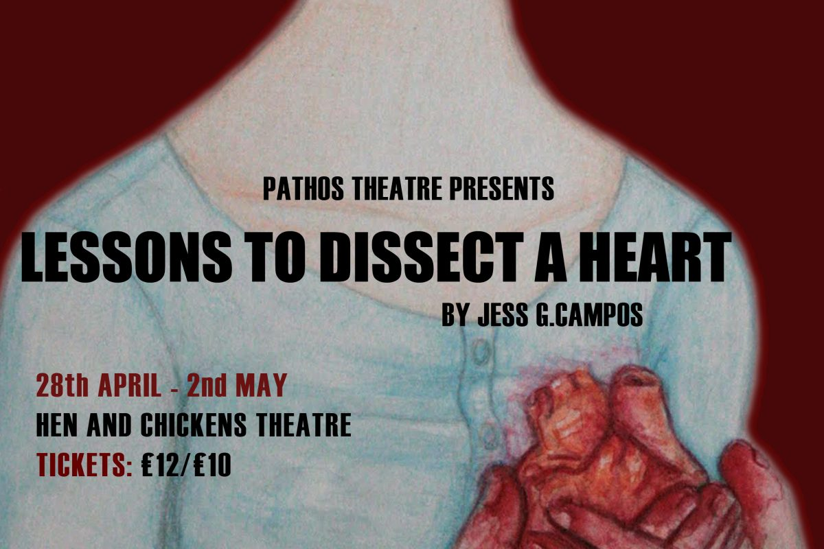 Lessons To Dissect A Heart by Pathos Theatre