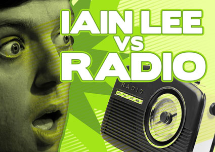 Iain Lee vs Radio 6th Dec 7.30pm £10