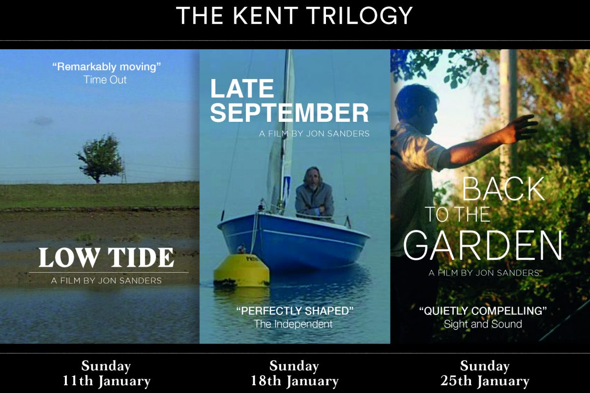 The Kent Trilogy: 11th, 18th & 25th Jan 7pm (Ticket for all 3 films for £25)