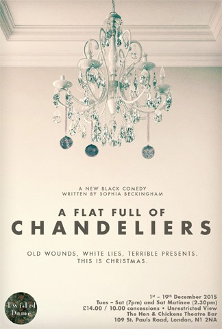 A Flat Full of Chandeliers