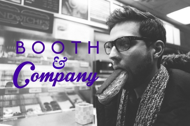 Booth & Company: New Material From the Finest in Sketch Comedy, 17, 18th & 19th Feb 7.30pm £5