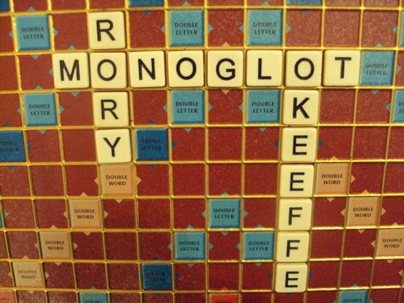 Rory O'Keeffe: Monoglot