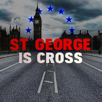 St George is Cross 17th, 18th & 19th April 9.30pm £7/6.50