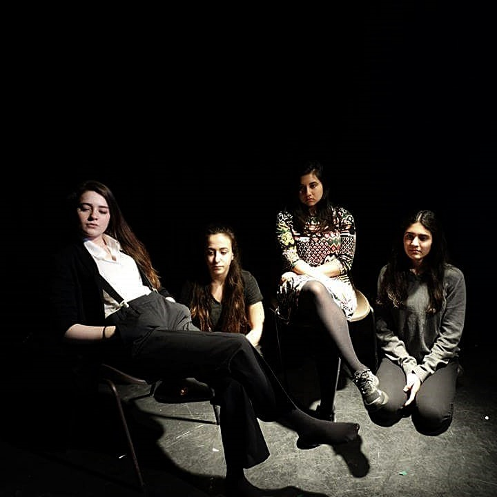 Spoken Women present: There's Something You Didn't Tell Us – Part of The Camden Fringe