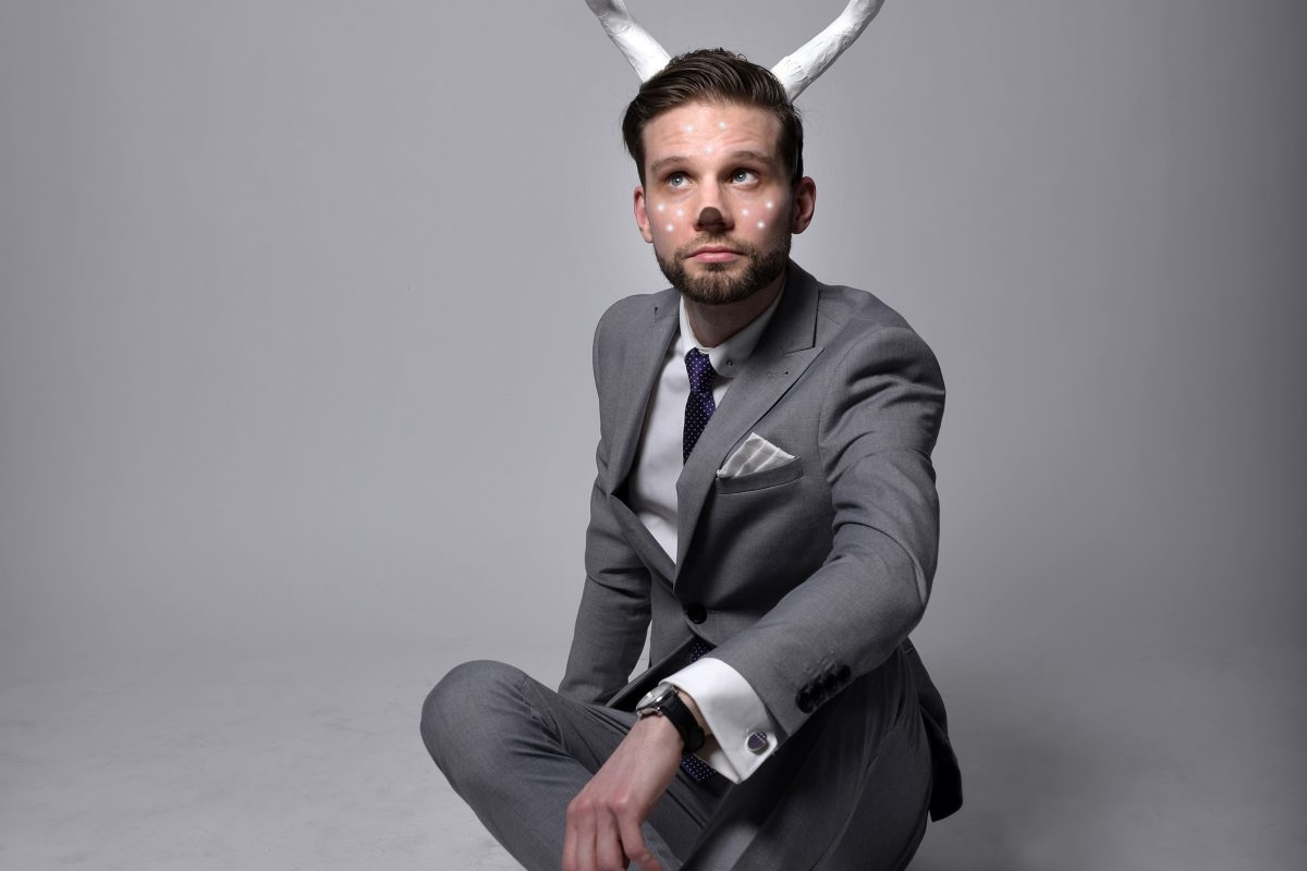 Charles Booth: Deer in the Spotlights