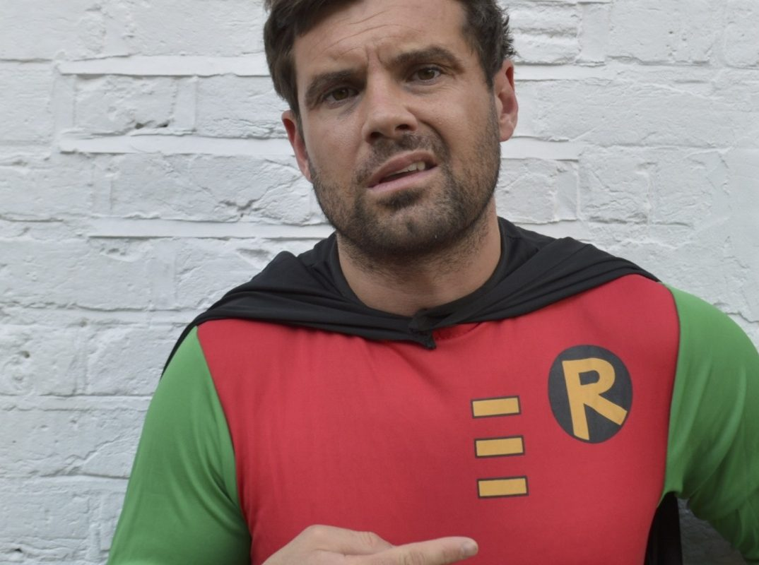 Being Robin – Part of The Camden Fringe