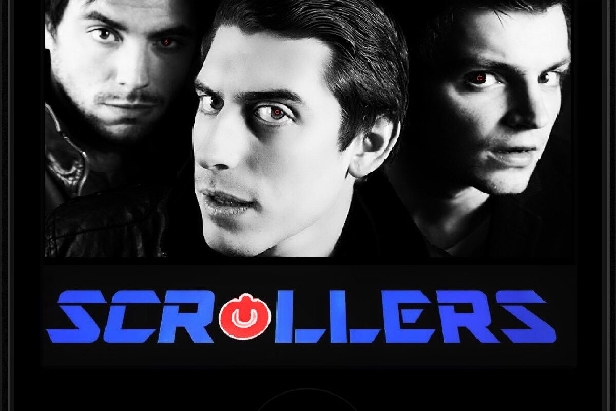 Scrollers by Momus Productions part of The Camden Fringe