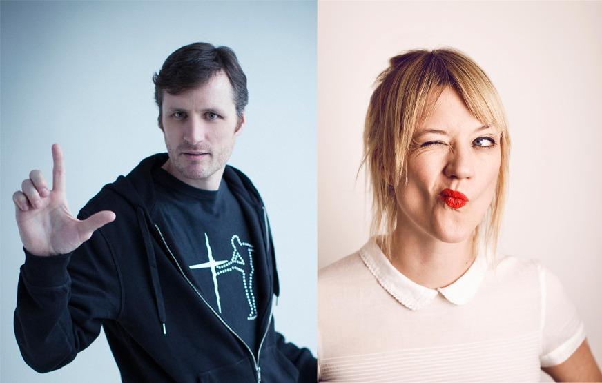 Danny Ward & Tania Edwards