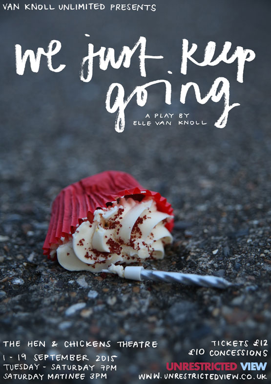 We Just Keep Going by Elle Van Knoll