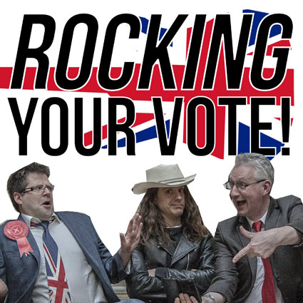 Rocking Your Vote!