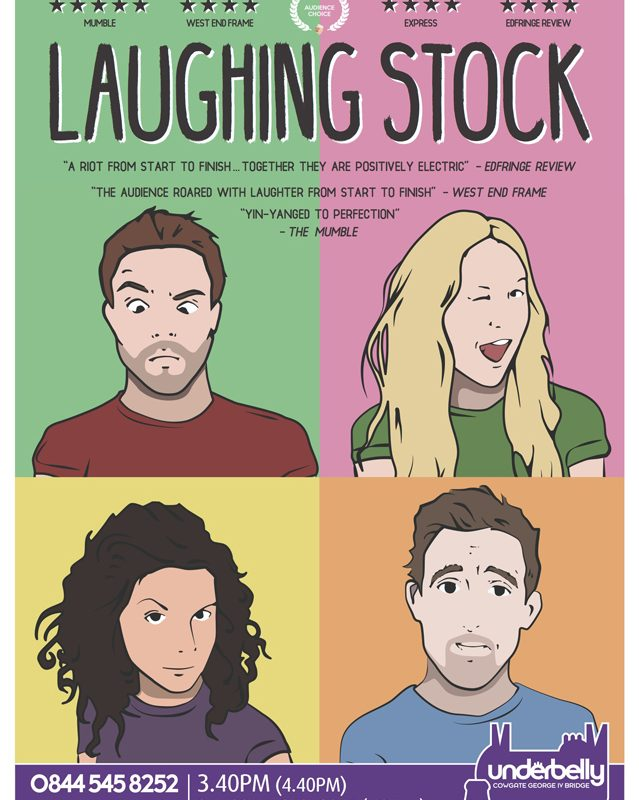 Laughing Stock (Edinburgh preview)