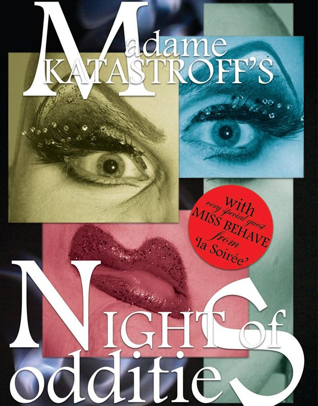 Madame Katastroff's Night of Oddities