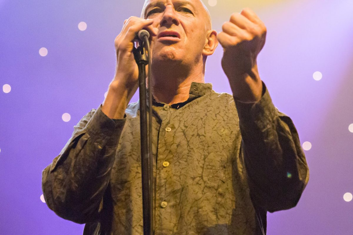 Brian Pern live (work in progress)