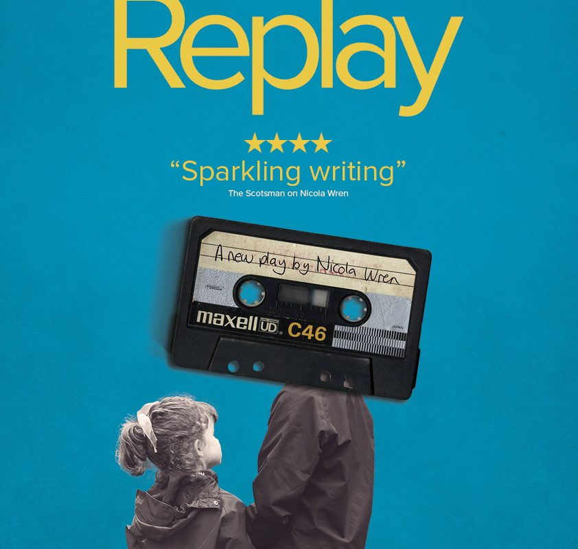 REPLAY by Nicola Wren
