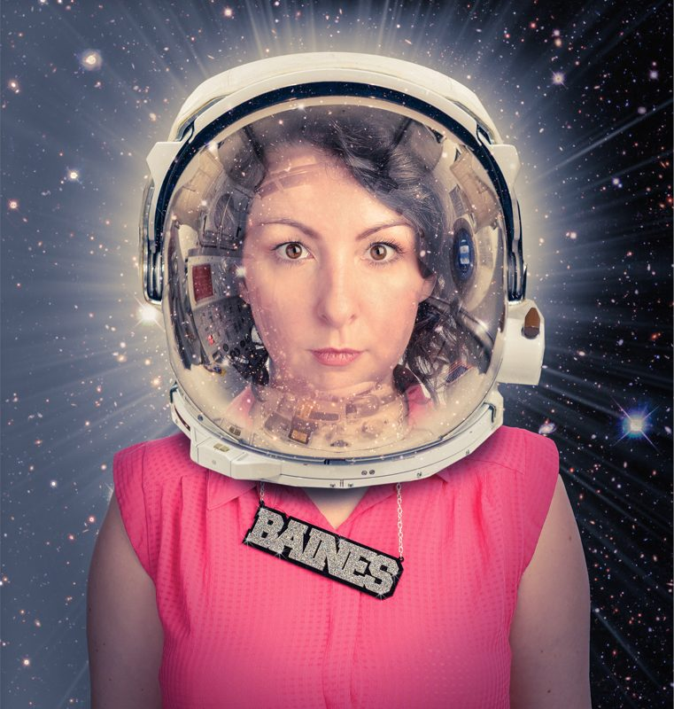 Edinburgh Preview: 1 Woman A Dwarf Planet and 2 Cox