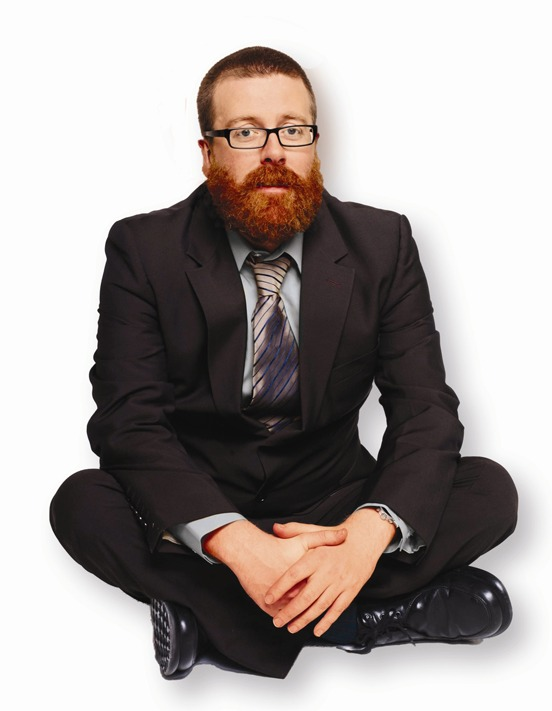 Frankie Boyle – work in progress