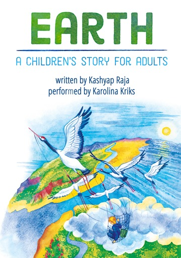 Earth – A children's story for adults.