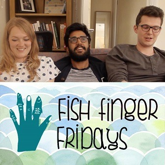Fish Finger Fridays: Another Work in Progress