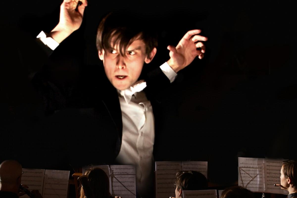 Kieran Hodgson: Maestro (Berk's Nest Edinburgh Preview)