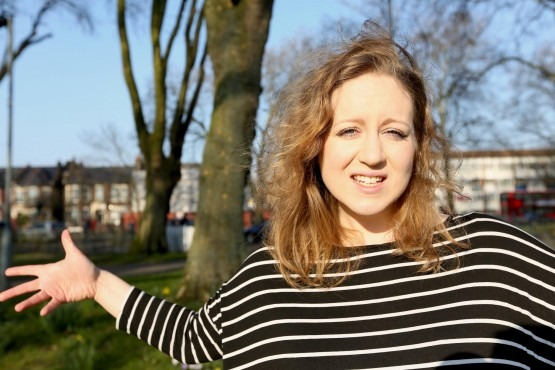 Annie McGrath: The Seven Ages of An (Berk's Nest Edinburgh Preview)