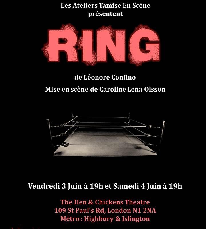 Tamise En Scene present: Ring