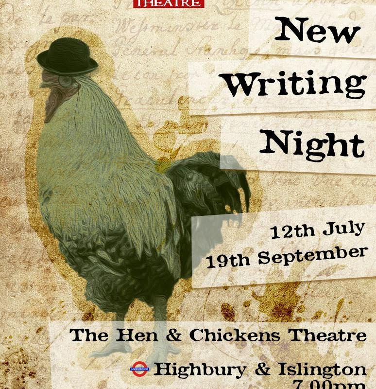 Blackshaw's New Writing Night