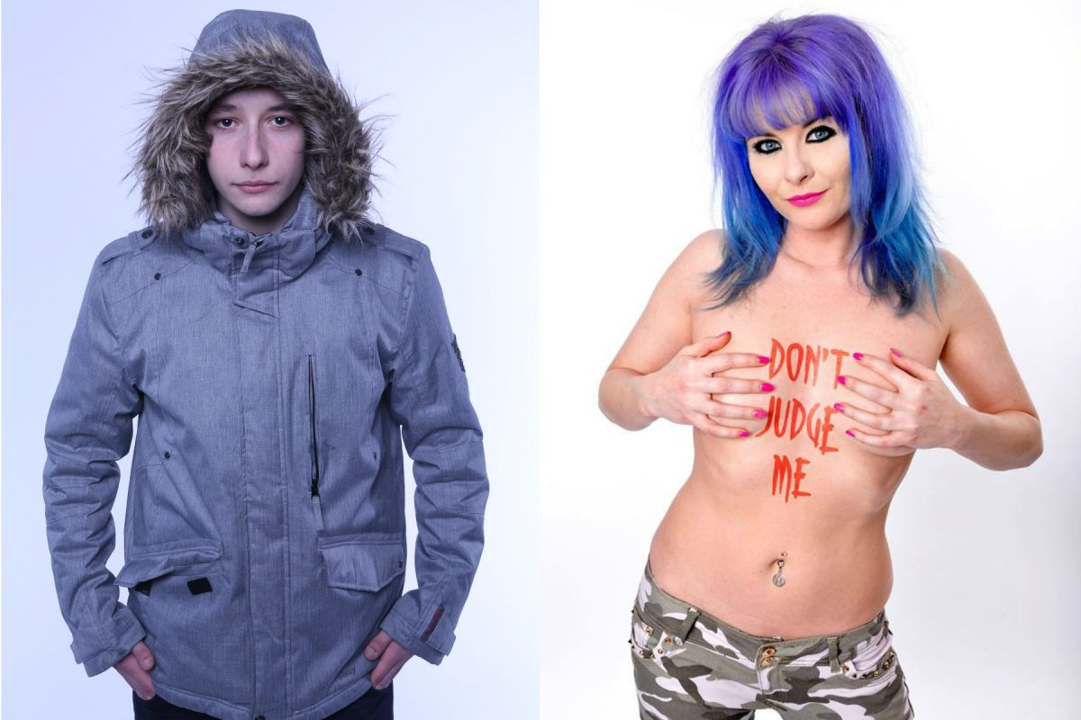 Samantha Pressdee: Sextremist & Elliot Steel: Netflix 'n' Steel
