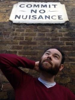 Luke Stephen: Commit No Nuisance