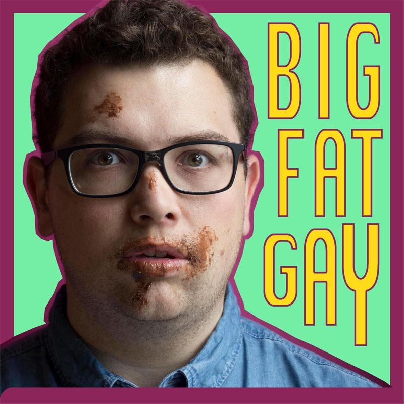 Martin J Dixon: Big Fat Gay (Edinburgh Preview)