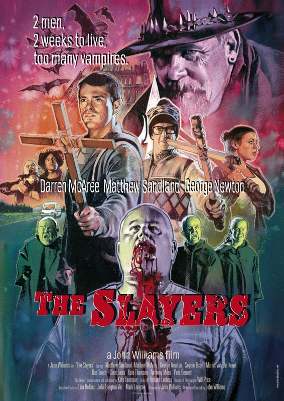UVHFF: Lovehorror Presents – The Slayers