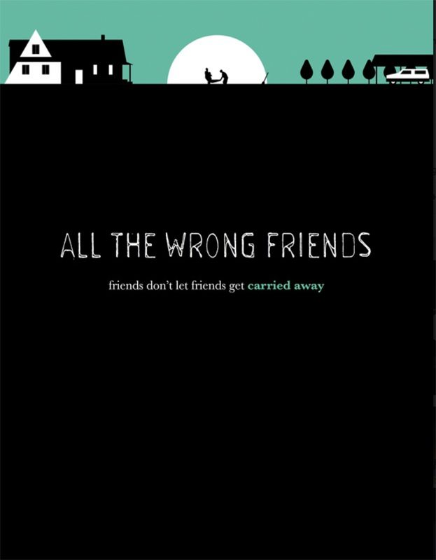 UVHFF: ALL THE WRONG FRIENDS