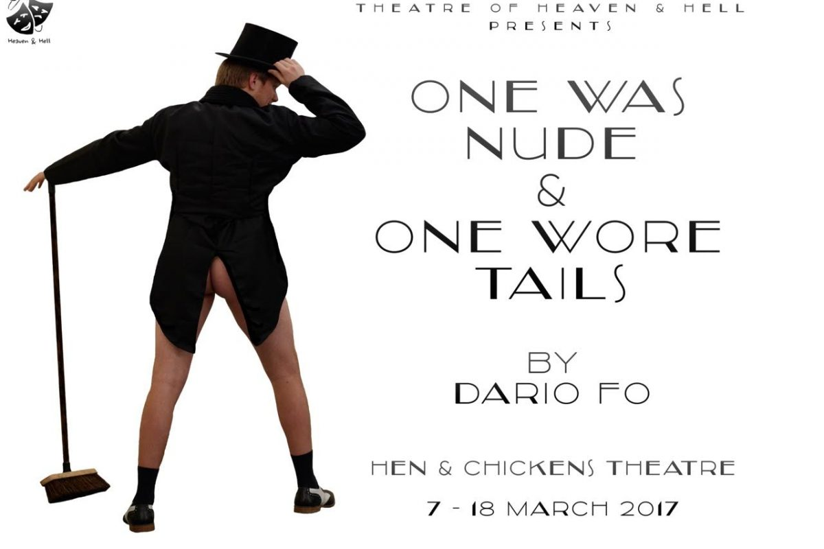 One Was Nude and One Wore Tails by Dario Fo