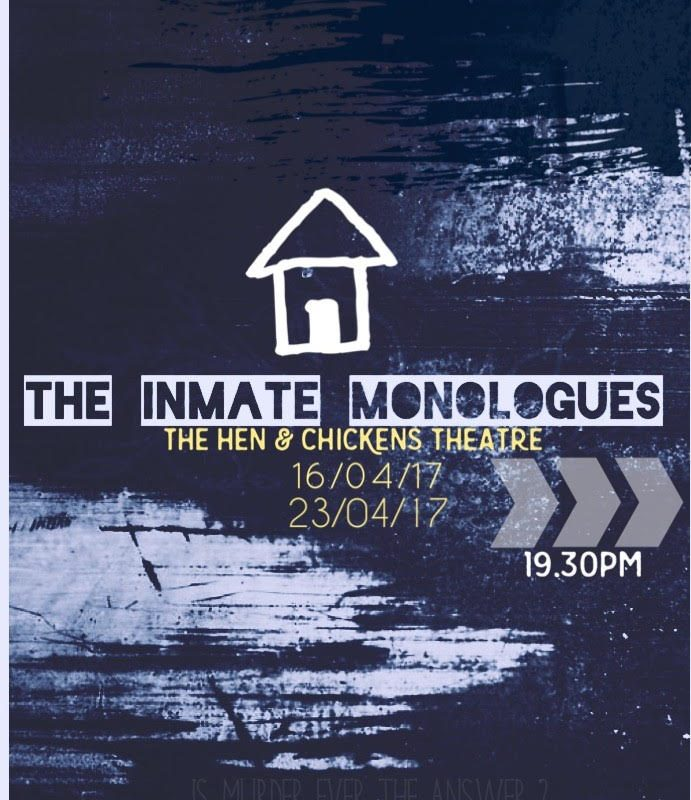 The Inmate Monologues by Atlanta Green