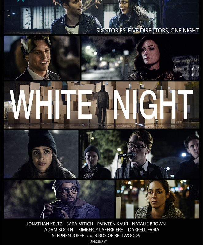 UVFF: White Night