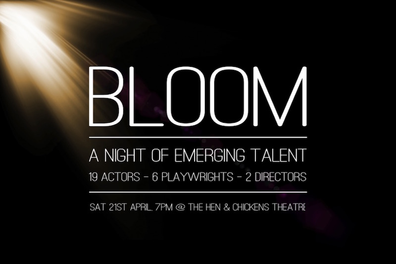 Bloom: A Night of Emerging Talent