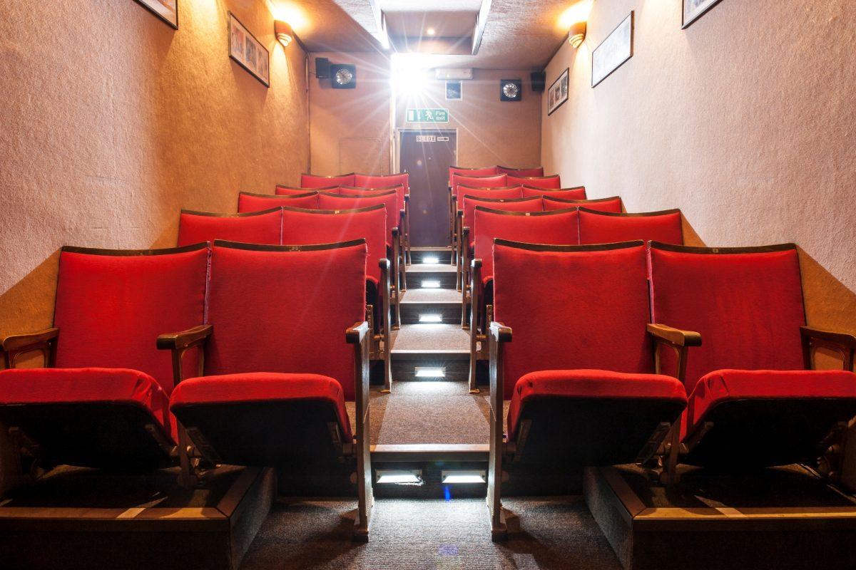 UV Film Festival: The Vintage Mobile Cinema (Friday)