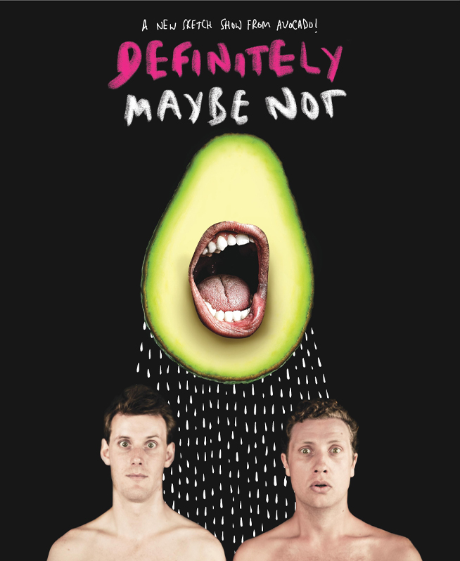 Avocado! : Definitely, Maybe Not
