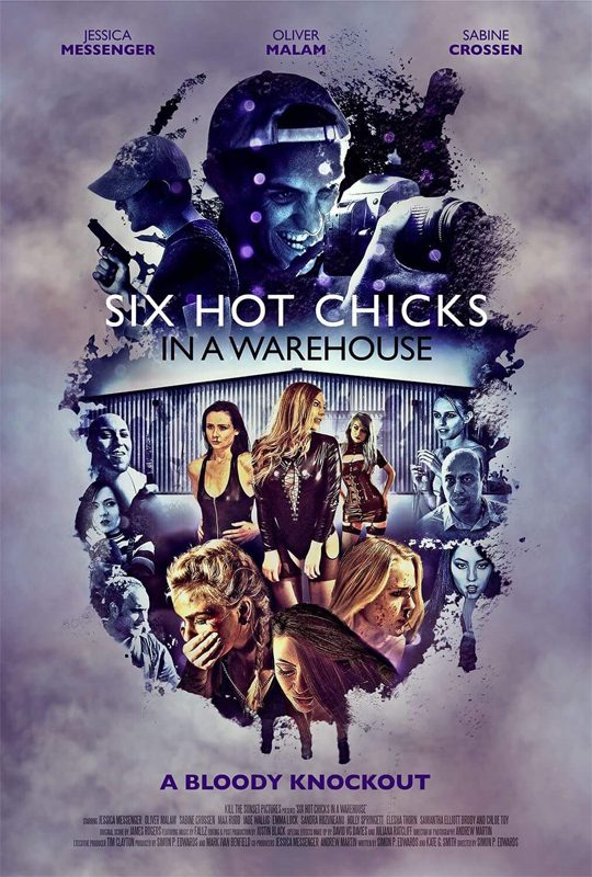 UVHFF: SIX HOT CHICKS IN A WAREHOUSE