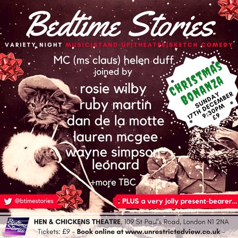 Bedtime Stories Variety Night