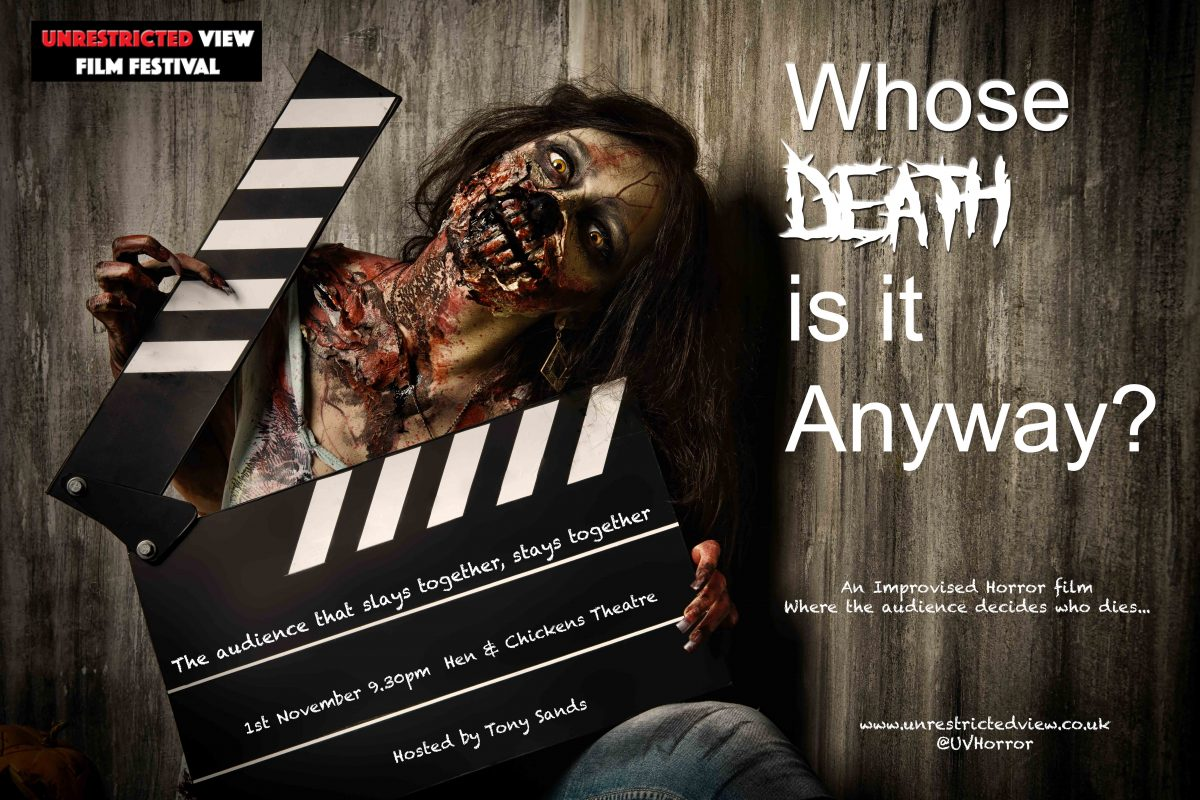 UVHFF: Whose Death is it Anyway? (Live Show)