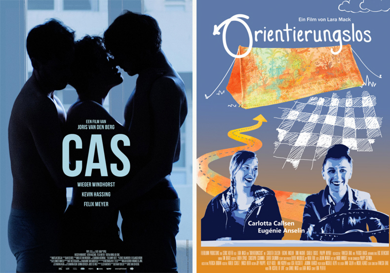 RUFF: Opening night double bill – CAS & DISORIENTED