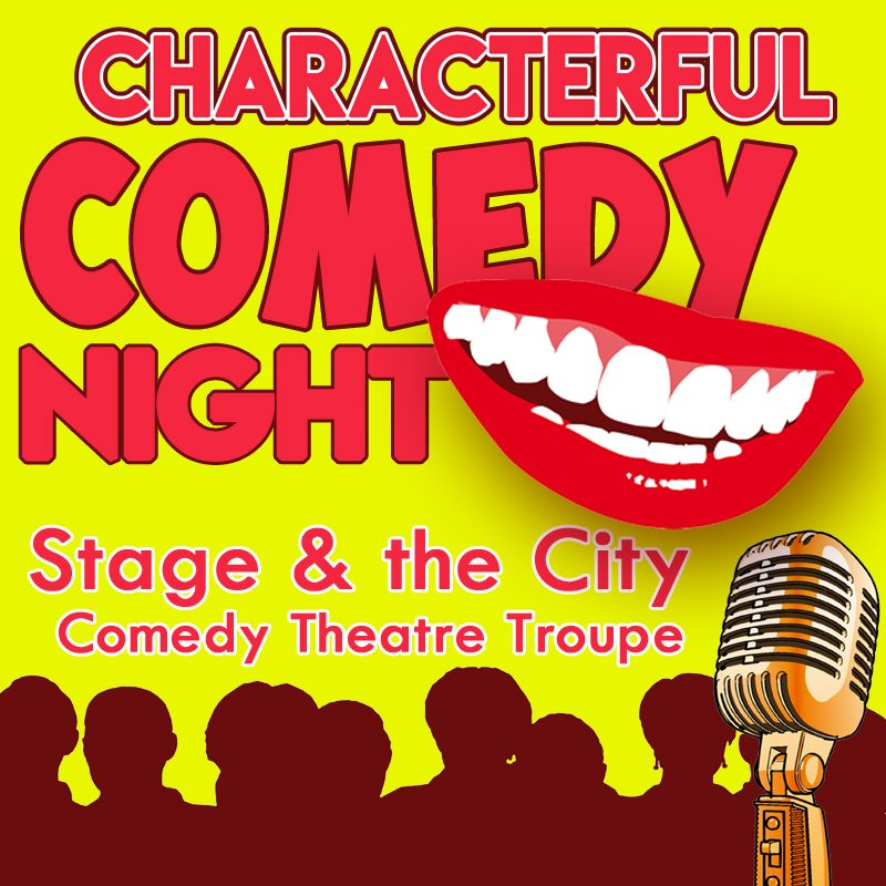Stage & The City presents: CHARACTERFUL