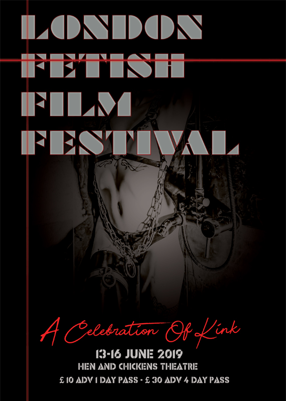 London Fetish Film Festival (4 day festival pass)