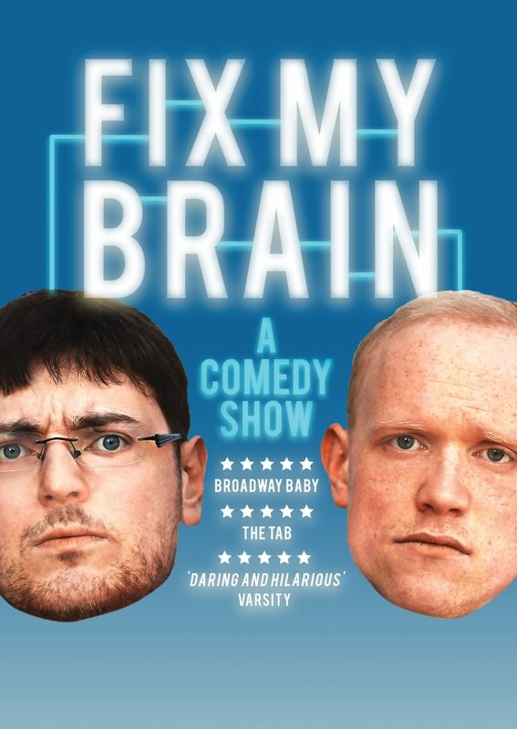 Fix My Brain – Work in Progress
