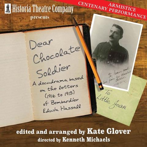 Dear Chocolate Soldier