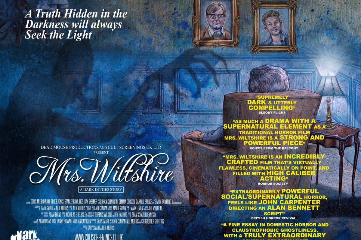 UVHFF18: Dark Ditties Presents 'Mrs. Wiltshire'