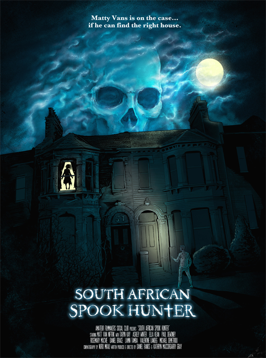 UVHFF18: South African Spook Hunter